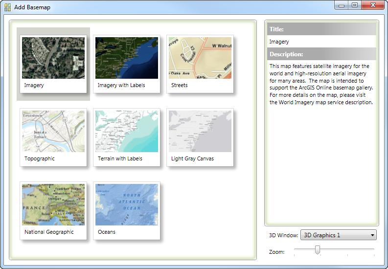 STK - ArcGIS REST Client Plugin